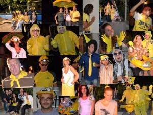 Collage festa 30 anni